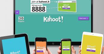 Aplicación Kahoot