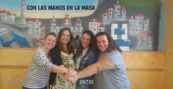 Con las manos en la masa-A Coruña