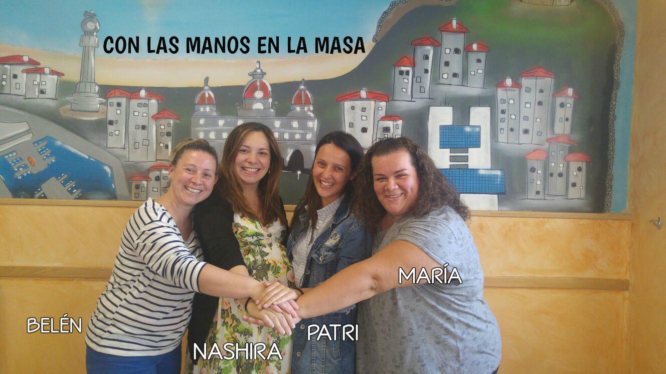 Con las manos en la masa – A Coruña