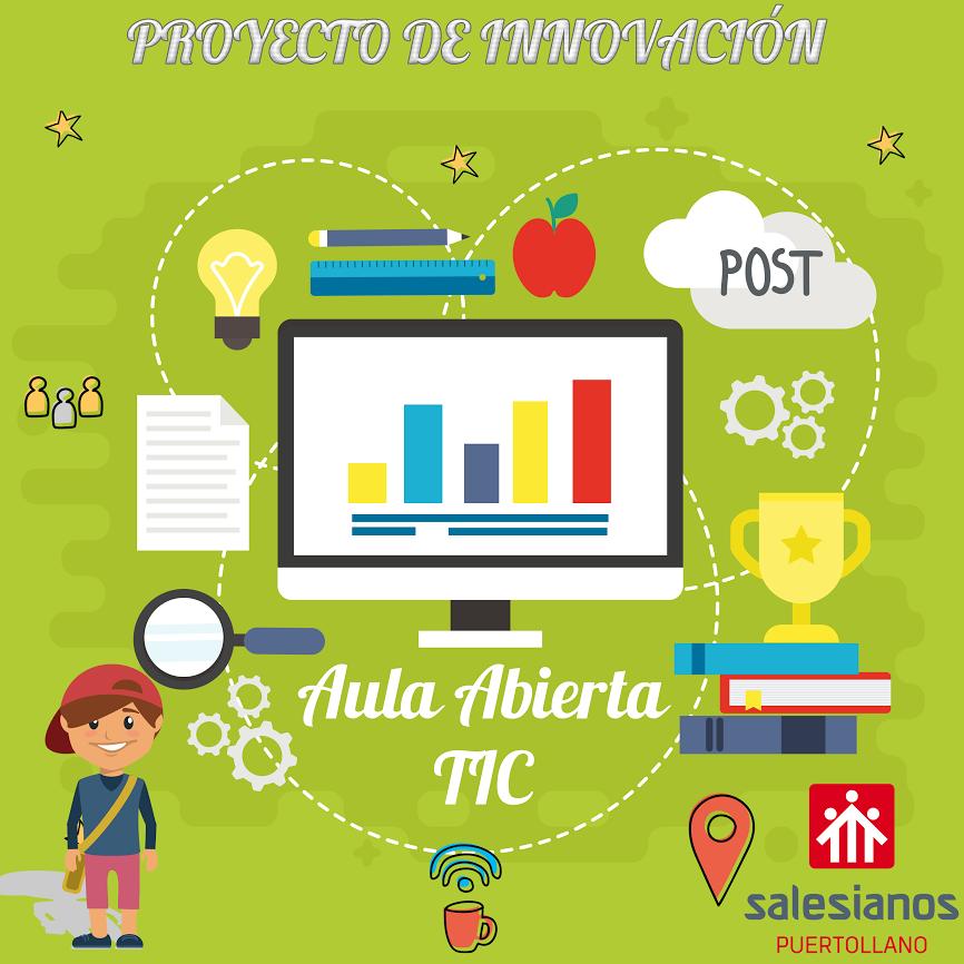 Aula abierta TIC – Puertollano