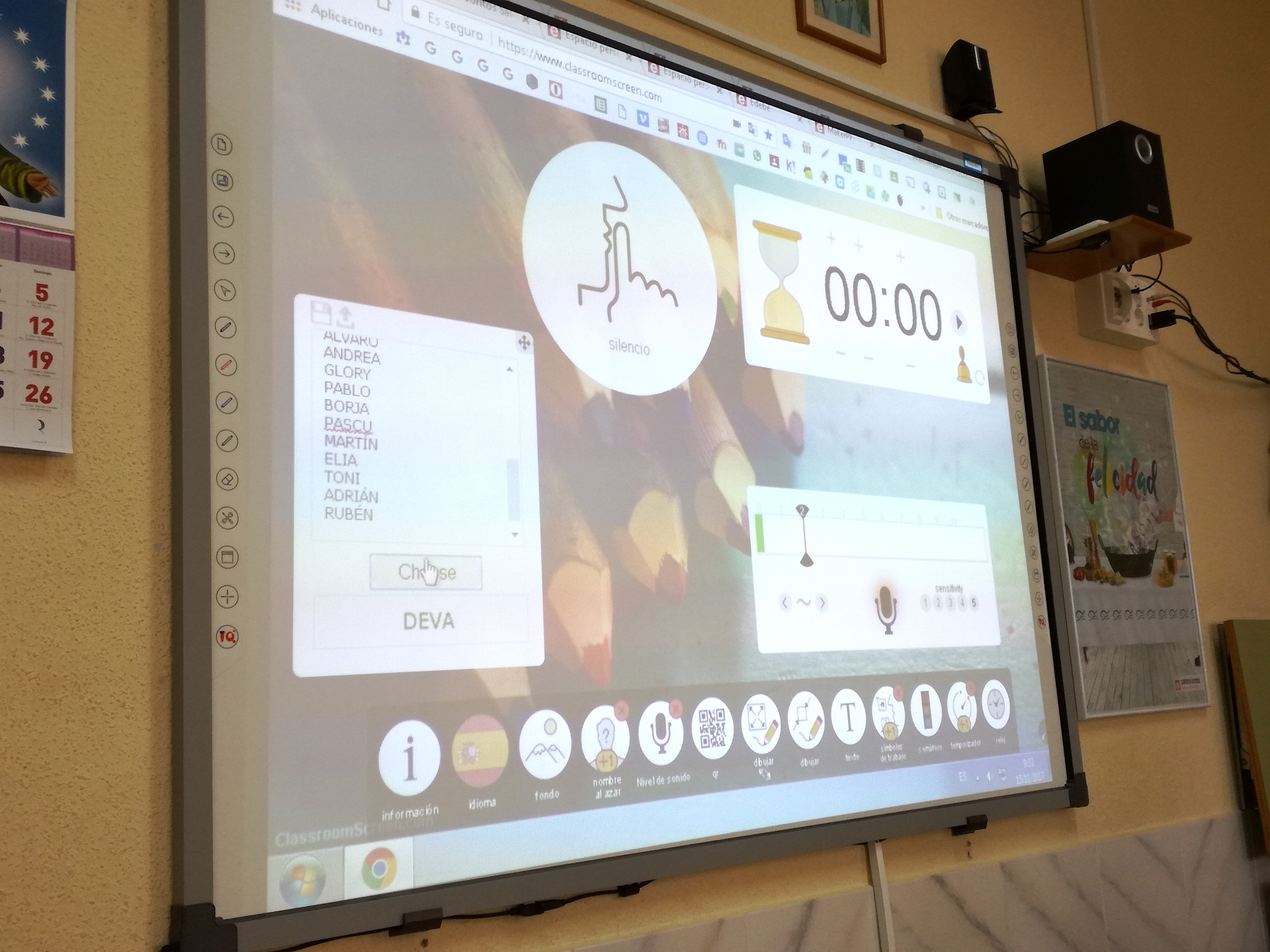 Una herramienta para hacer presentaciones geniales.