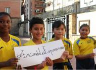 """Salesianos """"Los Boscos"""" apoya la lucha contra el cáncer infantil"""