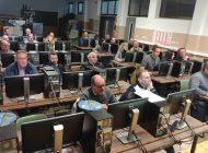 """El claustro del Centro """"Don Bosco"""", en León, realiza formación en innovación educativa"""