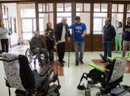 """FP sobre ruedas-Vigo """"Colegio Hogar Afundación"""""""
