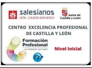 Tres colegios salesianos certificados en excelencia en Formación Profesional