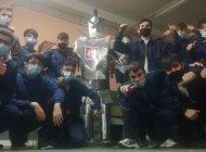 """La F.P. Básica en Deusto y su proyecto """"Terminator"""""""