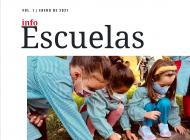 InfoEscuelas, nueva publicación del departamento inspectorial de Escuelas