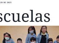 Nuevo número de InfoEscuelas