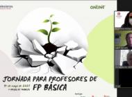 Jornada para profesores de FP Básica