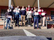 Profesores de Salesianos León se certifican en Google Nivel 1